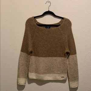 Abercrombie & Fitch Warm Neutral Sweater